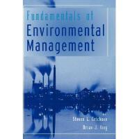【预订】Fundamentals Of Environmental Management