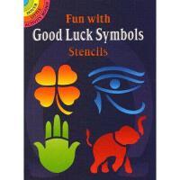 【预订】Fun with Good Luck Symbols Stencils
