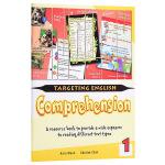 【中商原版】【新加坡英语教材】Targeting English Comprehension Book 1目标英语阅读