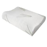 泰国原液乳胶枕乳胶枕头枕芯椎橡胶枕头一对装