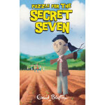 Secret Seven 10: Puzzle For The Secret Seven 七个小神探10:小提琴失窃案 ISBN9780340917633