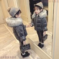 女童棉衣2018新款韩版宝宝棉袄加厚洋气冬装儿童短款童装外套