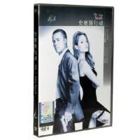 正版电影dvd光盘史密斯行动 布拉德・皮特安吉丽娜・朱莉DVD9碟片