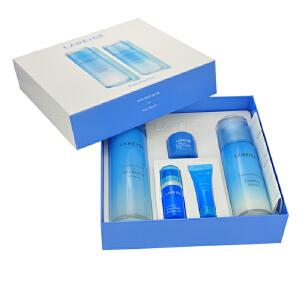 LANEIGE兰芝水库/水酷凝护肤系列 组合套装 补水保湿水油平衡透润滋养 套盒(滋润型)