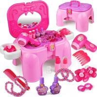 儿童化妆品套装公主彩妆盒过家家玩具女孩宝宝女童2-3-5-6岁