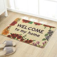 地垫门厅进门门垫家用大门口地毯防滑踏脚垫子