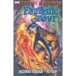 【预订】Secret Invasion: Fantastic Four