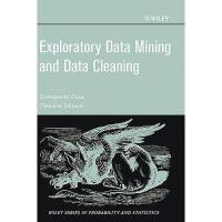 【预订】Exploratory Data Mining And Data Cleaning