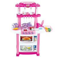 儿童玩具女孩7-9-12岁女童8-10周岁小学生厨房套装仿真厨具智力