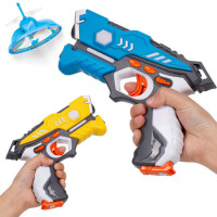 4-6岁儿童电动玩具枪男孩子声光玩具枪真人CS对战