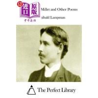 【中商海外直订】Among the Millet and Other Poems