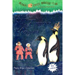 Magic Tree House #40:Eve of Emperor Penguin 神奇树屋40:帝企鹅的前夕 9780375837340