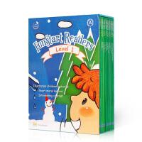 【全店300减100】英文原版 FunStart Readers 彗星英语 分级读物 Level 1A 12册 儿童英语