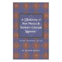 【预订】A Dictionary of New Mexico and Southern Colorado