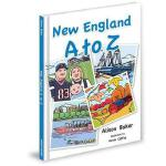 【预订】New England A to Z