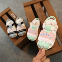 宝宝凉鞋夏季儿童鞋子小宝宝鞋学步鞋婴儿男女童