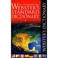 新韦氏国际字典标准字典The New International Webster's Standard Diction