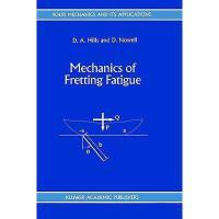 【预订】Mechanics of Fretting Fatigue