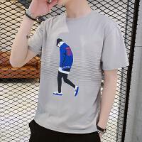 推荐:★★★★★t恤男短袖夏季2019新款韩版潮流半袖衣服男士长袖体恤衫男装夏装