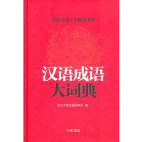 汉语成语大词典 (精)