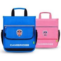 韩国KK树补习袋美术袋补课包小学生手提袋拎书袋男女儿童补习书包