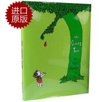 The Giving Tree 英文原版儿童书 爱心树