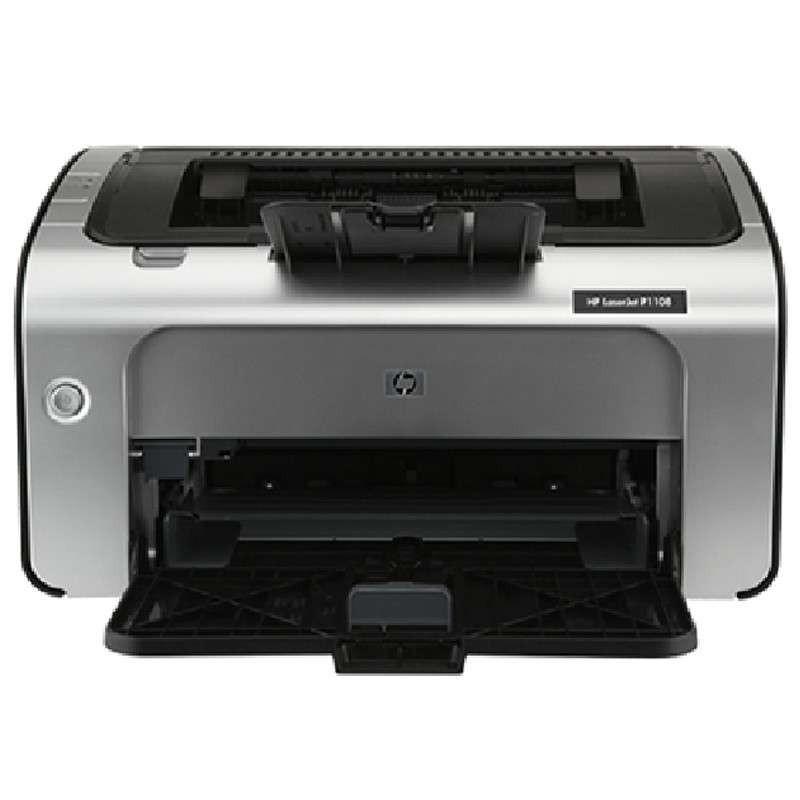 惠普/HP 1108 家用办公黑白激光打印机1108打印机商用学生a4替代1106购机送A4测试纸,购买套餐送碳粉