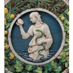 Della Robbia德拉・罗比亚 文艺复兴时期佛罗伦萨的彩雕