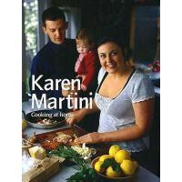 【预订】Karen Martini: Cooking at Home