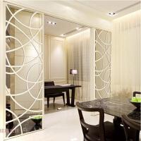 抽象镜面立体墙贴客厅餐厅电视背景墙玄关吊顶装饰大方扩大空间感 超