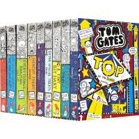 英文原版漫画 Tom Gates Extra Special Box 涂鸦小天才汤姆・盖茨 9册盒装 中小学生课外读物