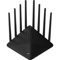 水星无线路由器双频wifi千兆家用穿墙王1300M智能5G高速光纤宽带11AC五天线信号放大器 MAC1300R
