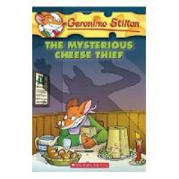 英文原版 老鼠记者31: 神秘的奶酪大盗 Geronimo Stilton #31:The Mysterious Ch