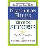【预订】Napoleon Hill's Keys to Success: The 17 Principles
