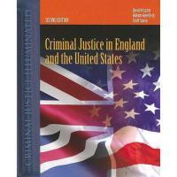 【预订】Criminal Justice in England and the United States