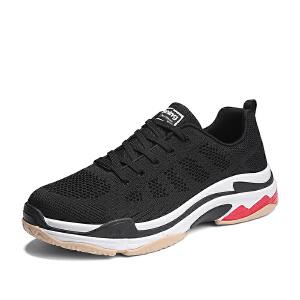 西瑞新款情侣款运动鞋男士韩版百搭老爹鞋休闲女鞋WK866-A66