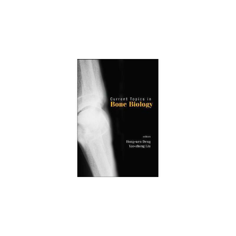 【预订】Current Topics in Bone Biology 美国库房发货,通常付款后3-5周到货!
