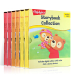 儿童分级读物 Highlights Storybook Collection Level K1 K2 K3 Set A