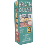 【正版全新直发】Brain Quest Grade 3 Reading Michael Muntean 9780761