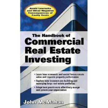 【预订】The Handbook of Commercial Real Estate Investing 美国库房发货,通常付款后3-5周到货!