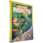 National Geographic Kids Everything Insects 美国国家地理少儿童百科 英文原