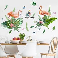北欧房间装饰品创意卧室墙贴纸