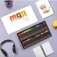 晨光文具ARTS学生画画圆形重彩油画棒儿童绘画涂鸦蜡笔ZGM91133蜡笔