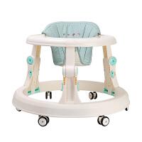 婴儿学步车多功能fang侧翻6-18个月儿童手推车可坐男孩女孩