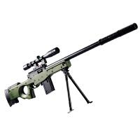 拉栓 求生玩具男孩 儿童玩具枪绝地手动可发射*98k