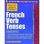 [二手8成新]Practice Makes Perfect French Verb Tenses /Trudie