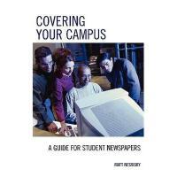 【预订】Covering Your Campus: A Guide for Student