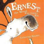 【预订】Ernest, the Moose Who Doesn't Fit
