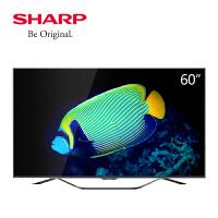 夏普(SHARP) LCD-60SU860A 60英寸智能液晶4K超高清HDR平板电视机