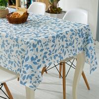 pvc桌布防水防烫防油免洗塑料八仙桌四方桌正方形小学生家用田园